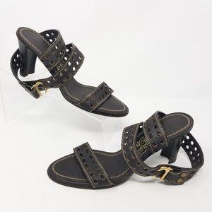Salvatore Ferragamo Womens Sandals